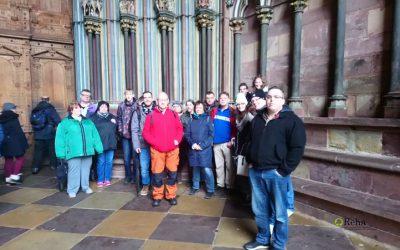 Aktionstag des BBB Lahr – Besichtigung des Freiburger Münsters