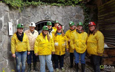 Abenteuer im Besucherbergwerk Grube Wenzel in Oberwolfach