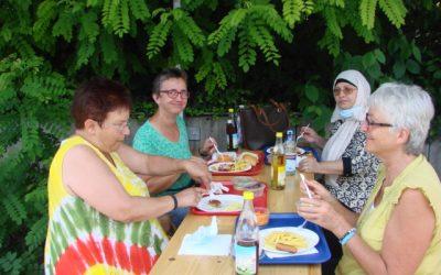 Sommerfest in Corona-Zeiten