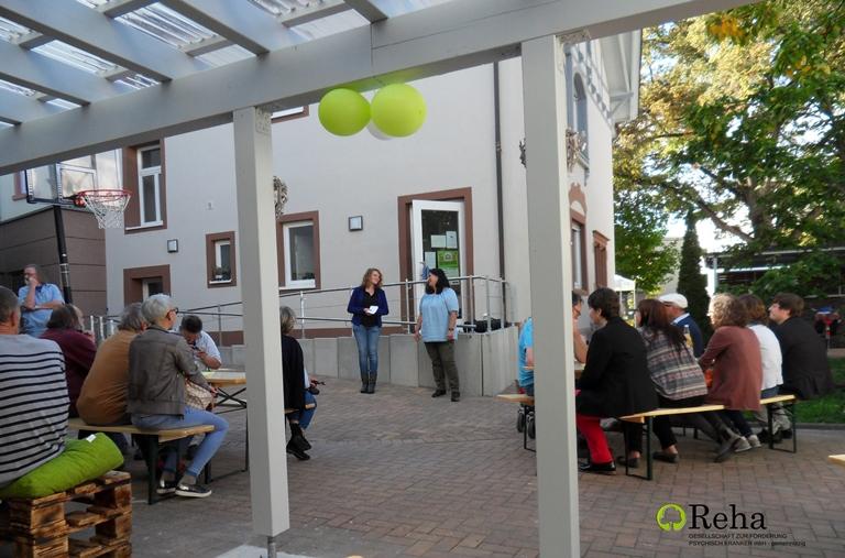 Eröffnung Gaswerkstraße