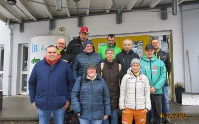 Reha besichtigt Kaderschmiede des Deutschen Skiverbands