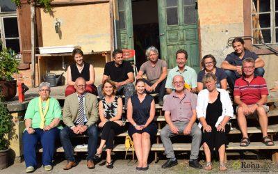 Besuch vom Ministerium und Landtag im Mostmaierhof