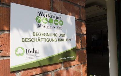 Eröffnung Werkraum Mostmaierhof in Hausach