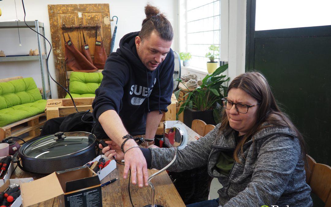 Erfolgsgeschichte Repair Café