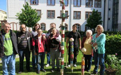 Abschluss der Töpferkooperationsarbeit mit dem Marienhaus