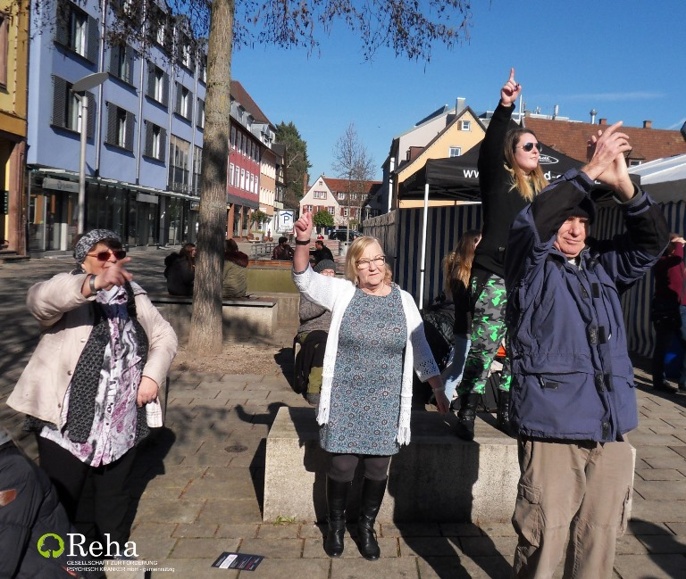 One Billion Rising in Offenburg