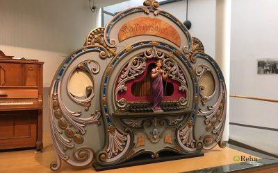 Besuch im Uhrenmuseum